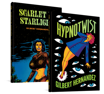 Hypnotwist / Scarlet By Starlight Cover Image
