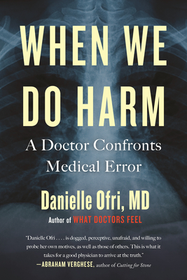 Cover for When We Do Harm