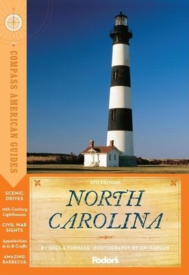 Compass American Guides: North Carolina, 5th Edition Cover Image