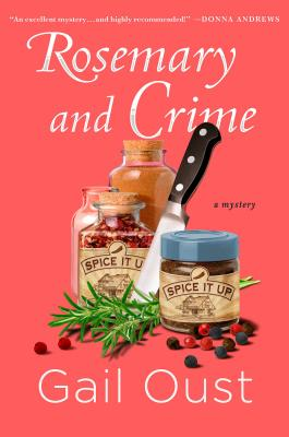 Rosemary and Crime Cover