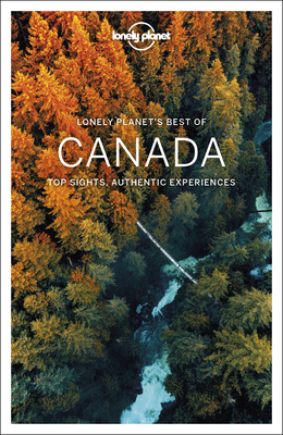 Lonely Planet Best of Canada (Best of Country) Cover Image