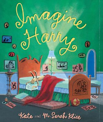 Imagine Harry Cover
