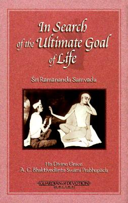 Cover for In Search Ultimate Goal of Life