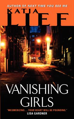 Vanishing Girls Cover