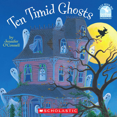 Ten Timid Ghosts Cover Image