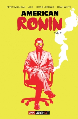 American Ronin Cover Image