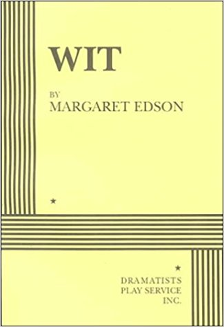 Wit (acting edition) Cover Image