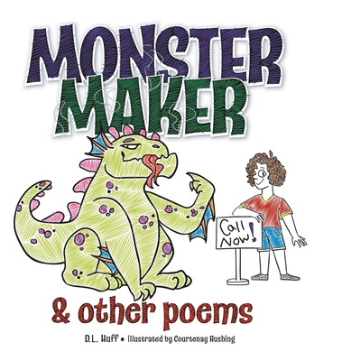 Monster Maker and other poems Cover Image