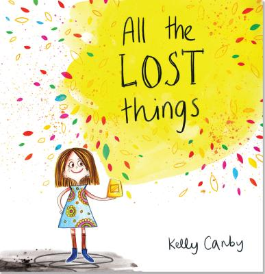 Cover for All the Lost Things