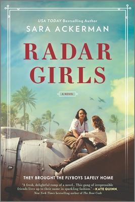 Radar Girls: A Novel of WWII Cover Image