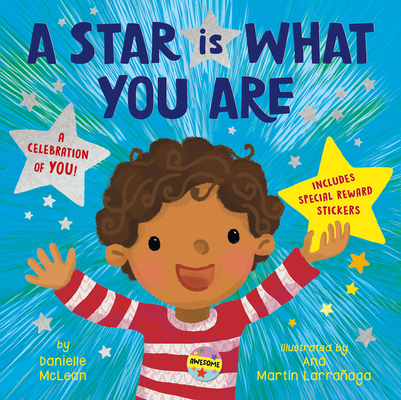 A Star Is What You Are: A Celebration of You! Cover Image