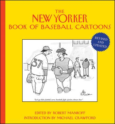The New Yorker Book of Baseball Cartoons Cover