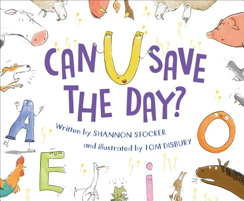 Can U Save the Day? Cover Image