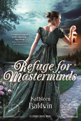 Refuge for Masterminds Cover