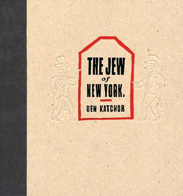 The Jew of New York Cover
