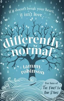 Differently Normal: A heartbreaking love story for fans of Me Before You Cover Image