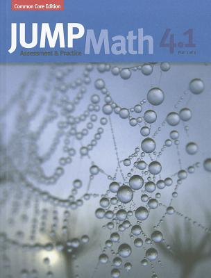 Jump Math AP Book 4.1: Us Common Core Edition Cover Image
