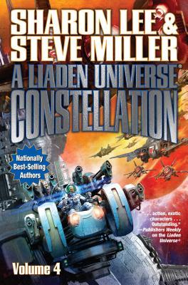 Liaden Universe Constellation IV Cover Image