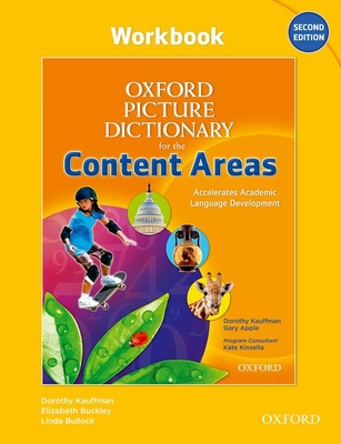 Oxford Picture Dictionary for the Content Areas Workbook (Oxford Picture Dictionary for the Content Areas 2e) Cover Image