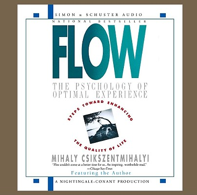 Flow: The Psychology of Optimal Experience Cover Image