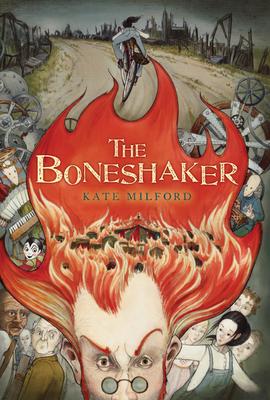 The Boneshaker Cover
