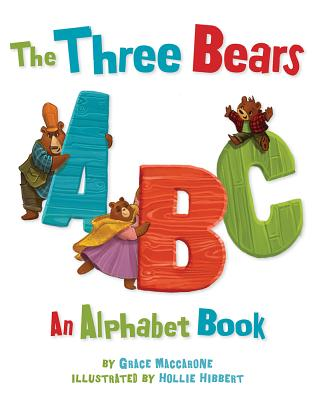 The Three Bears ABC Cover