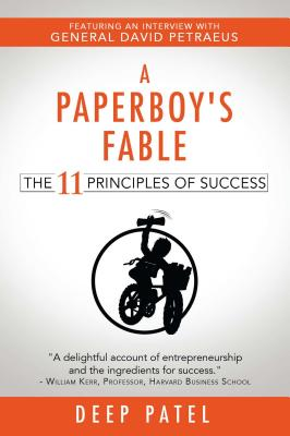 A Paperboy's Fable Cover