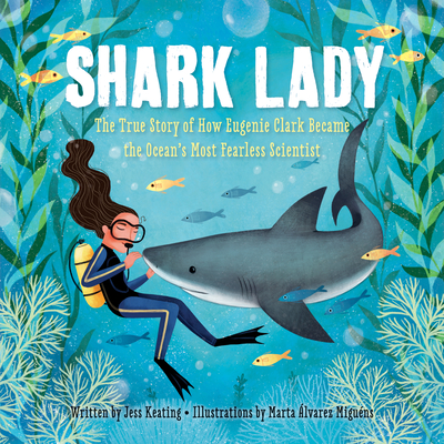 Shark Lady Cover