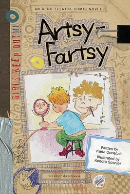 Artsy-Fartsy Cover