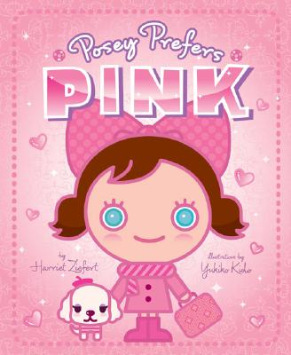 Posey Prefers Pink Cover