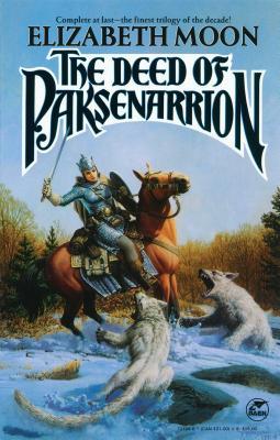 Cover for The Deed of Paksenarrion (Baen Fantasy)