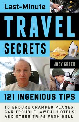 Last-Minute Travel Secrets Cover