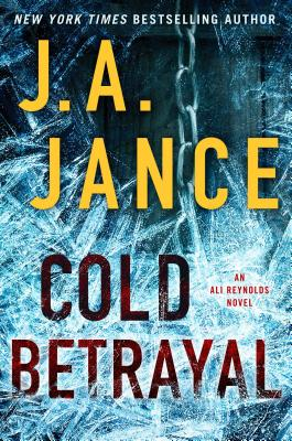 Cold Betrayal: An Ali Reynolds Novel Cover Image