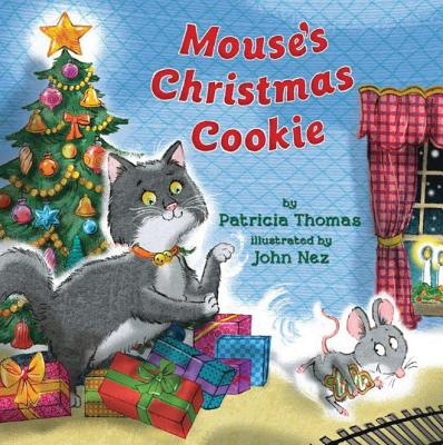Mouse's Christmas Cookie Cover