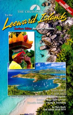 The Cruising Guide to the Southern Leeward Islands: Antigua to Dominica Cover Image