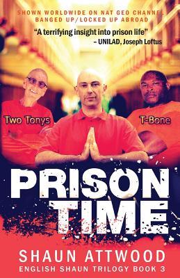 Prison Time: Locked Up In Arizona Cover Image