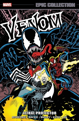 Venom Epic Collection: Lethal Protector cover
