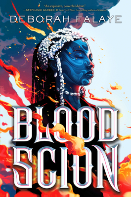 Cover for Blood Scion