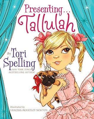Presenting . . . Tallulah Cover