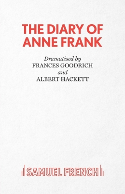 The Diary of Anne Frank Cover Image