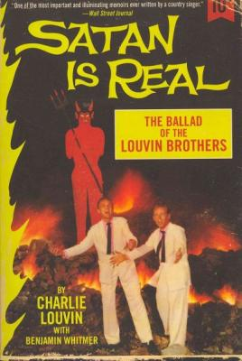 Satan Is Real Cover