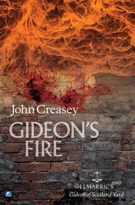 Cover for Gideon's Fire