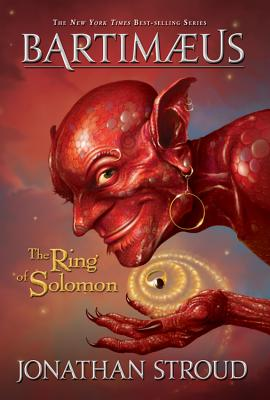 The Ring of Solomon (A Bartimaeus Novel #4) Cover Image