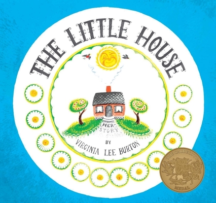 The Little House Board Book Cover Image