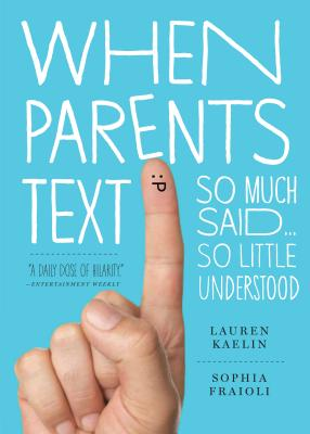Cover for When Parents Text
