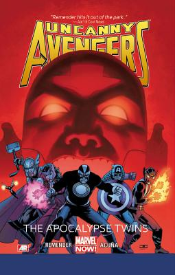 Uncanny Avengers Volume 2 cover image