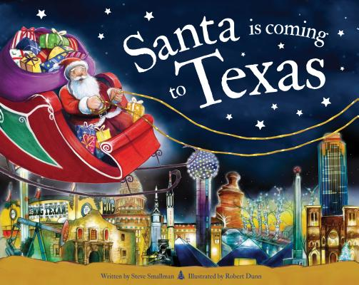 Santa Is Coming to Texas Cover Image