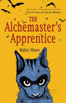 The Alchemaster's Apprentice Cover