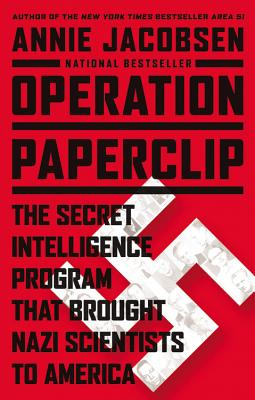 Operation Paperclip Cover
