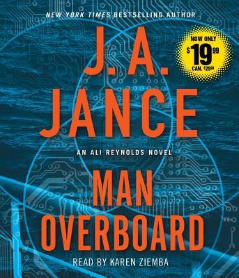 Man Overboard: An Ali Reynolds Novel (Ali Reynolds Series) Cover Image